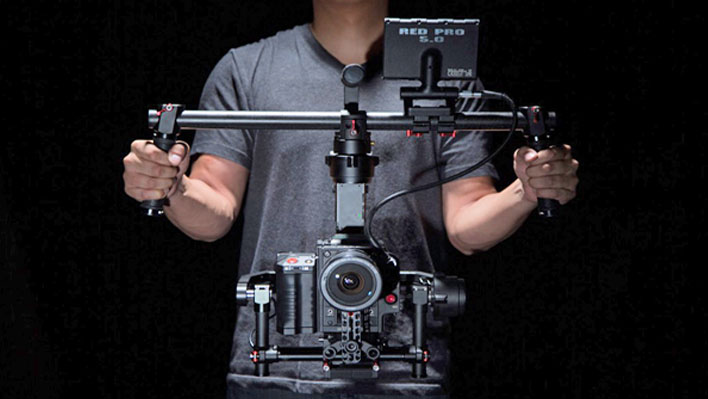 DJI Ronin - video stabilizer