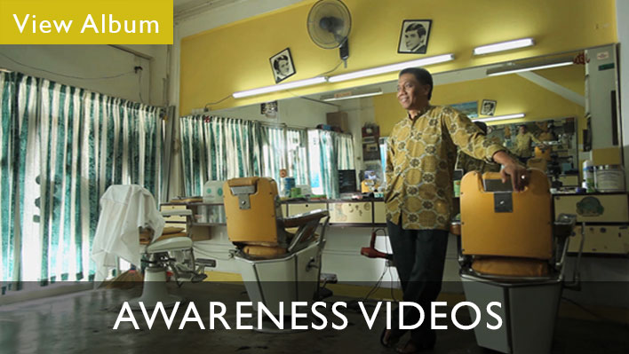 awareness videos album from our video productions