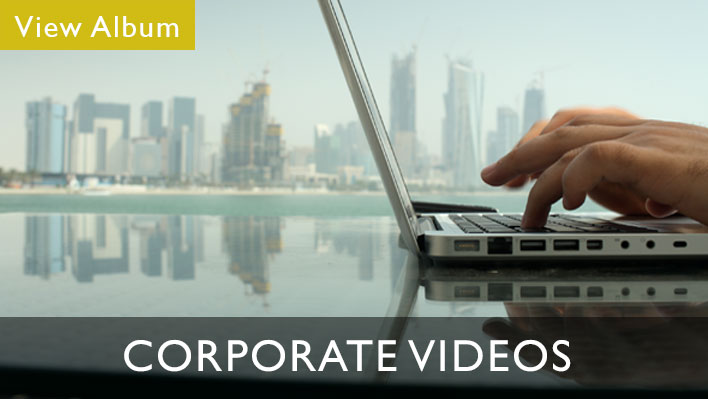 corporate video album from our video production