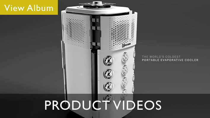 product video album for our video production